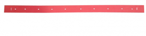 2180SR (60 CM)  Gomma Tergipavimento POSTERIORE per lavapavimenti VLX