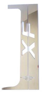 DAF Piantoni portiera con decorazione XF