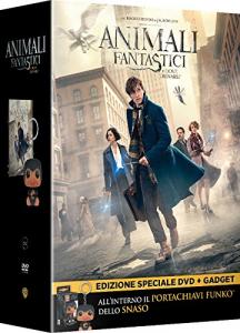 Animali Fantastici - Edizione Speciale con Figure (dvd)