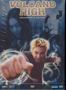 Volcano High - Collector's Edition (dvd)