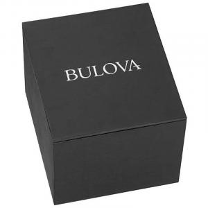 Bulova Curv Bicolore con Diamanti