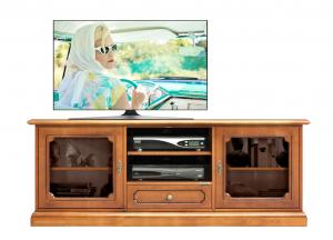 Mueble tv puertas y vano central