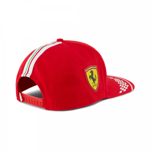 Scuderia Ferrari Leclerc Cap 2020 F1 Team Replica