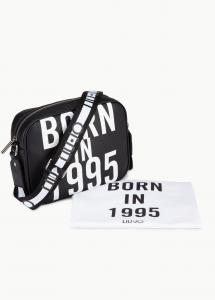 Borsa tracolla Born 1995 con t shirt - LIU JO