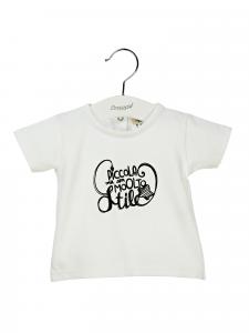 t-shirt glitter 3-36 mesi Coccodè