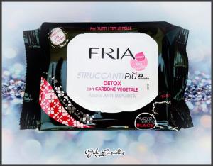 Fria Salviettine Struccanti Detox