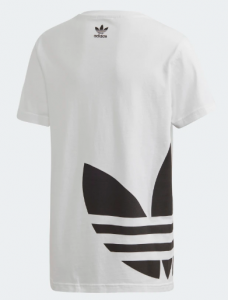 T-shirt bambino ADIDAS BIG TREFOIL