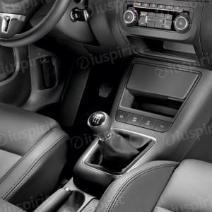 Pomello cambio 6 marce per VW Tiguan 2007-2011 cuffia leva cambio 6 marce