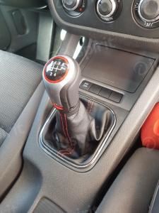 Pomello cambio 6 marce per VW Golf 5, Golf 6 Jetta Scirocco cuffia leva cambio 6 marce