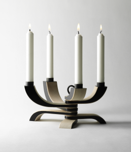 Candelabro Nordic Light 4 bracci, Design House Stockholm