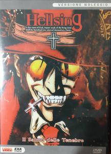 HELLSING Il Salmo delle Tenebre (dvd)