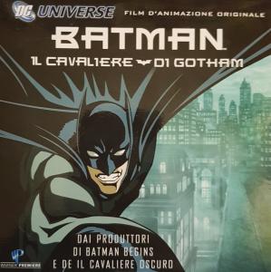 BATMAN il Cavaliere di Gotham (dvd)