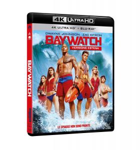 BAYWATCH Versione Estesa (4K Ultra HD + Blu-Ray)