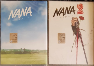 NANA 1 e 2 (dvd)