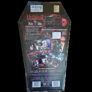Cofanetto Bara: HELLSING Deluxe Edition (5 dvd)