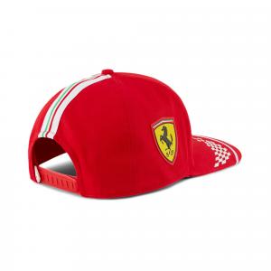 Scuderia Ferrari Leclerc Cap 2020 F1 Team Replica Youth