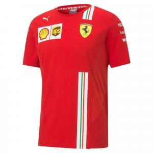 Scuderia Ferrari Team Tee Kid 2020