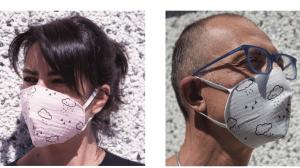 Mascherine ad uso civile Adulto Confezione da 10 pz Picci