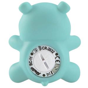 Termometro ippopotamo stanza e bagnetto Alecto  AL-BC11