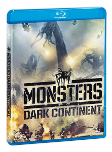 MONSTERS Dark Continent (Blu-Ray)