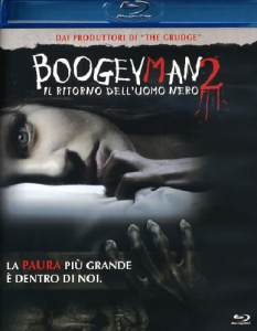BOOGEYMAN 2 Il Ritorno dell'Uomo Nero (Blu-Ray)