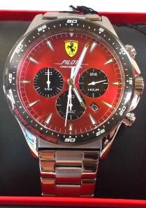 Ferrari Pilota Chronograph 47.80 MM Bracelet