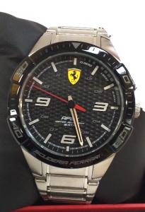 Ferrari Apex Watch 45.50 Mm Stainless Steel