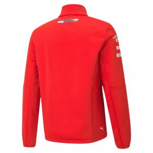 SF Team Softshell Jacket Rosso Corsa 2020