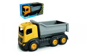 Camion cantiere in box singolo a 6 ruote cm.37 1111 ADRIATIC