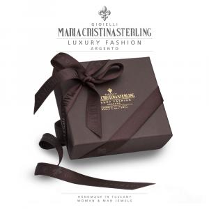 Collana Maria Cristina Sterling Collezione Cross