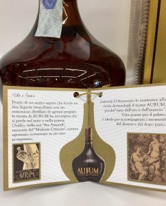 Liquore Aurum - ILLVA Saronno S.p.A.-