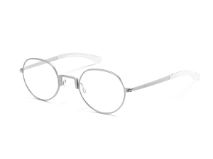 Movitra Spectacles optical  TYTUS silver 100% titanium