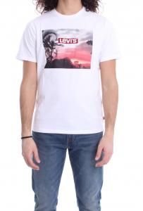 T-shirt uomo LEVI'S con stampa tramonto