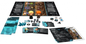 Funkoverse Board Game: Harry Potter 2 Character Expandalone (manuale italiano)