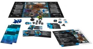 Funkoverse Board Game: DC Comics 2 Character Expandalone (manuale italiano)