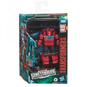 Transformers Generations War for Cybertron: Earthrise Action Figures - CLIFFJUMPER
