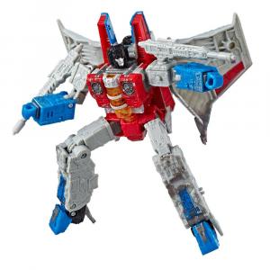 Transformers Generations War for Cybertron: Siege - STARSCREAM by Hasbro