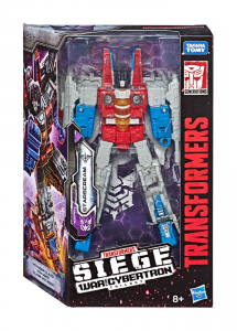 Transformers Generations War for Cybertron: Siege Action Figures - STARSCREAM