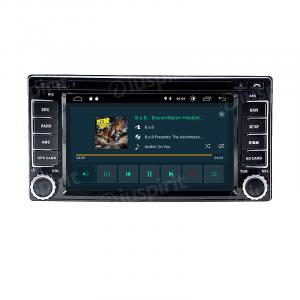 ANDROID 10 autoradio 2 DIN navigatore per Subaru Forester Subaru Impreza 2008-2011 GPS DVD USB SD WI-FI Bluetooth Mirrorlink