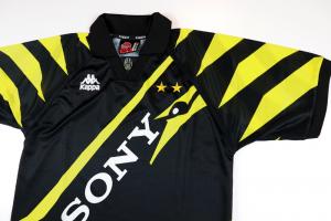 1996-97 Juventus Maglia Terza L *Nuova
