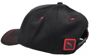 Ferrari Fanwear Baseball Cap Puma Black
