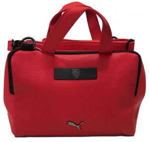 Scuderia Ferrari LS Handbag Rosso Corsa