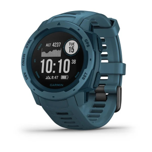 Garmin - Instinct® Lakeside Blue