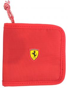 Ferrari Fanwear Wallet Rosso Corsa