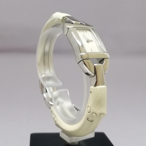 GUCCI BONE BRACELET WHITE