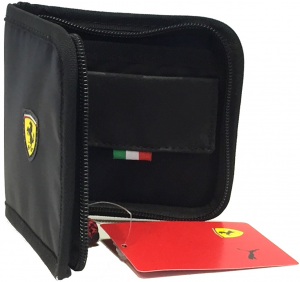 Ferrari Fanwear Wallet Puma Black