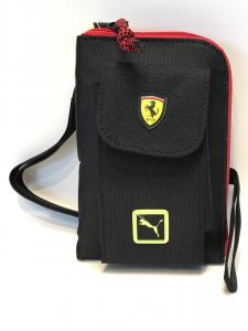 Ferrari Fanwear Street Wallet Black
