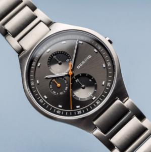 Titanium | argento spazzolato | 11739-772