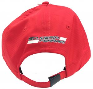 SF Scudetto Carbon Baseball Cap Red