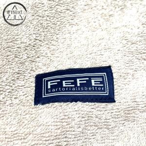 FeFè Sartorialisbetter - Zaino in spugna di cotone - sabbia
